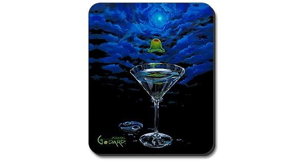 Zen Martini Mouse Pad 919-MP Michael Godard
