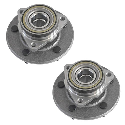 01 Front Wheel Bearings - 8