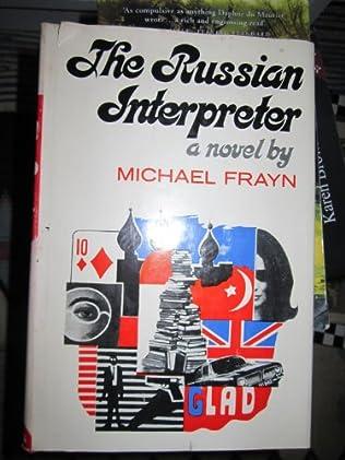 book cover of The Russian Interpreter