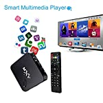 Zibo Amlogic S805 TV Box Android 4.4 Quad Core 1.5 GHz 1GB/8GB Streaming Media Player with KODI(XBMC) Pre-loaded