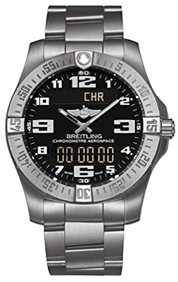 Breitling Aerospace Evo Mens Watch E7936310/BC27
