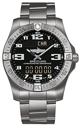 Breitling Aerospace Evo Mens Watch E7936310 Bc27