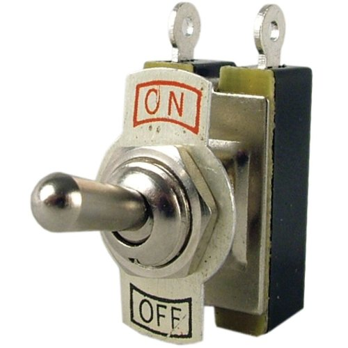 Switch - Replacement for Fender, SPST, Toggle