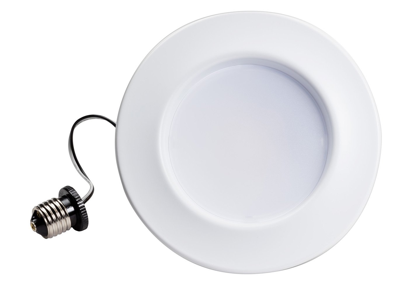 Philips 801035 65W Equivalent Dimmable Soft White with Warm Glow Effect LED Downlight, 5-6''
