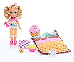 "Barbie Club Chelsea Sleepover Slumber Party Set With 14"" Chelsea Doll"