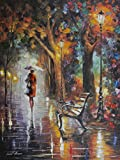 The End of Patience is an artist-embellished, hand-signed and numbered Giclee on Unstretched Canvas by Leonid Afremov. Leonid issued this special edition of Limited Edition prints at our gallery's request for the Holiday Season. We bought the entire ...