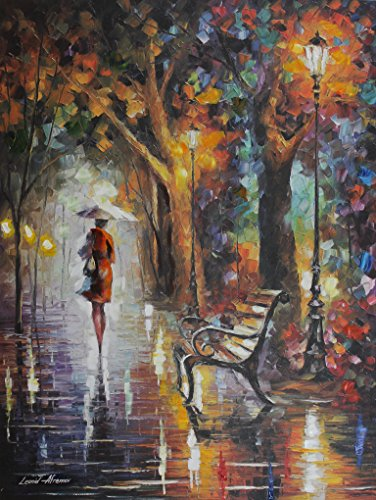 ***SUMMER SALE*** THE END OF PATIENCE, 2015 by Leonid Afremov