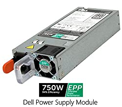 Dell 750 Watt 80-PLUS Platinum High Efficiency Power Supply W/ EPP for PowerEdge R530 R630 R730 R930