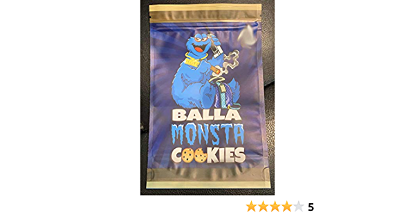 5 STYLES MAX 100ct ASSORTED VARIETY BALLA BERRIES COOKIES BAGS