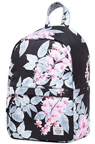 Flower Mini Leather Shoulder Bag - 8