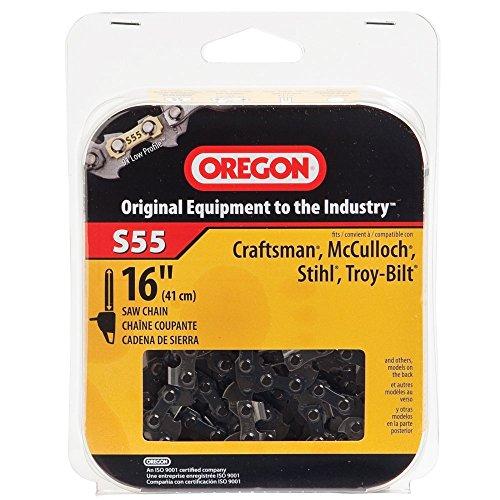 [해외]오레곤 S55 세미 치즐 체인 절단/Oregon S55 Semi Chisel Cutting Chain