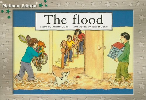 Rigby PM Platinum Collection: Individual Student Edition Green (Levels 12-14) The Flood pdf