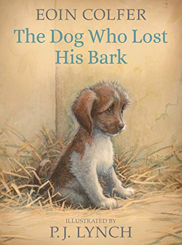 Book Cover: The Dog Who Lost His Bark