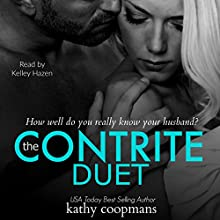 The Contrite Duet Audiobook by Kathy Coopmans Narrated by Kelley Hazen