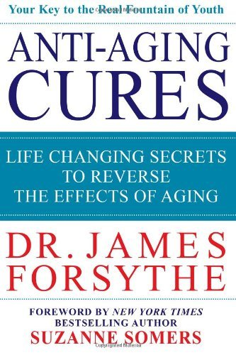 514fI9JTrvL - Anti-Aging Cures: Life Changing Secrets to Reverse the Effects of Aging