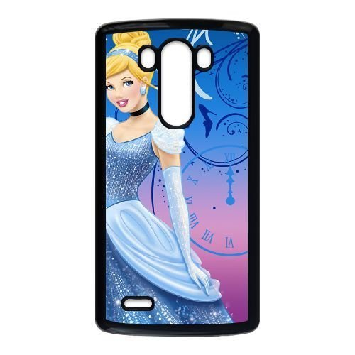 LG G3 phone case Black Cinderella NHY4405816