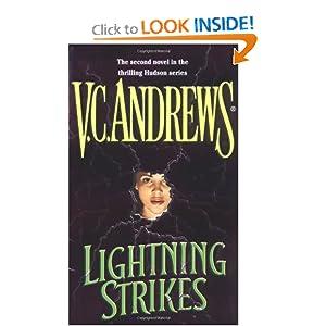 Lightning Strikes (Hudson Family, Book 2) V.C. Andrews