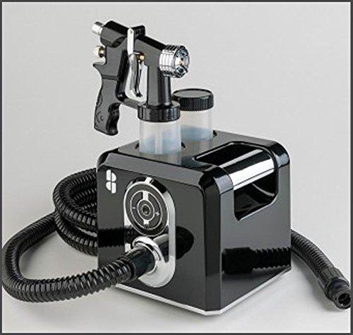 LATEST MODEL PROFESSIONAL HVLP 500 BLACK VENUS SPRAY TAN MACHINE, EXCELLENT...