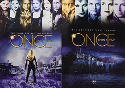 Once Upon A Time Starter Bundle (Season 1 and Season 2) (Time Set Boxed A Once Upon)