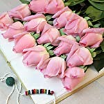 Kztiton-Bouquet-5-Pcs-Lot-Moisturizing-Rose-Bud-Feel-Touch-Flowers-Decorative-Wreaths-Holding-Valentine-Gift-Artificial-Flowers-Dried-Artificial-Dried-Flowers-Hair-Wreath-Flower-Small-Crown-Supp
