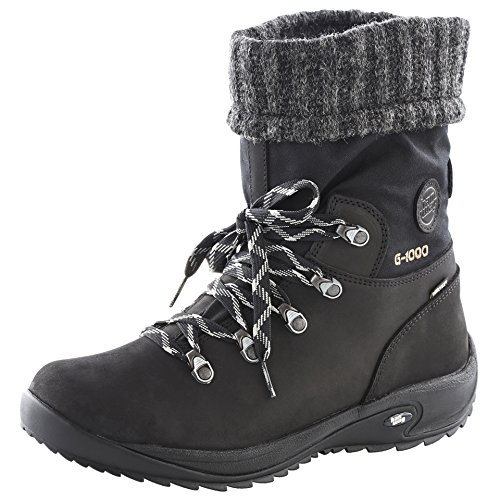 Hanwag Järv Gentlemen GTX black (Size: 44,5) winter shoes