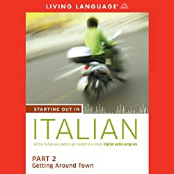 Starting Out in Italian, Part 2