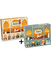 Queen Games 70220 - Alhambra Bundle: Der Palast von Alhambra Big Box + Alhambra Special Edition