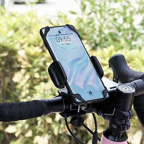SAMSUNG GALAXY S7 EDGE Bicycle Bike Mount Handlebar Phone Holder Grip 360°