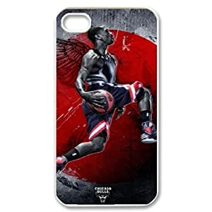 C-EUR Customized Print Derrick Rose Pattern Back Case For Iphone 6 Plus (5.5 Inch) Cover
