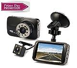Dash Cam , GERI Black Box dash camera Full HD 1080P 3