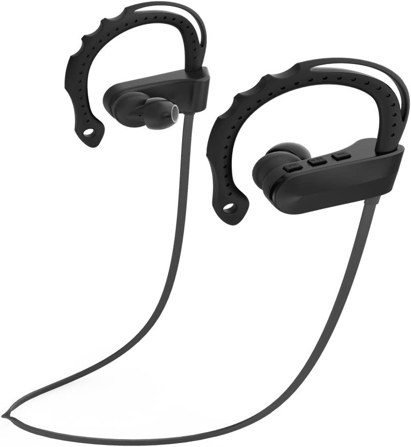 Himatch Bluetooth Headphones - Wireless Cell Phone Headsets (B)