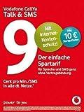 VODAFONE Talk & SMS 10 ? Startguthaben