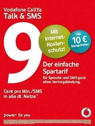 Tarjeta prepago Vodafone Talk & SMS: Amazon.es: Electrónica