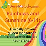 514fMJWm0XL. SL160  Rainbows and Sunshine (AGES 6:11) children relaxation CD created with doctors as a healing/bedtime...