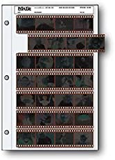 Print File 35-7B4 Archival Storage for 35mm Negatives Pack of 25