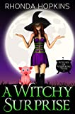 Amazon.com: A Witchy Surprise (Witches of Whispering Pines Paranormal Cozy Mysteries Book 2) eBook: Hopkins, Rhonda: Kindle Store