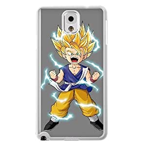 HD exquisite image for Samsung Galaxy Note 3 Cell Phone Case White goku dragon ball z MAI0663956