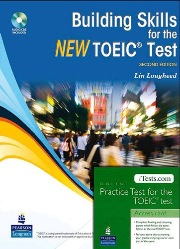 Building Skills for the New TOEIC Test (1CD audio) (French Edition)