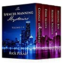The Spencer Manning Mysteries: Volumes 1 - 4