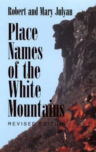 Place Names of the White Mountains