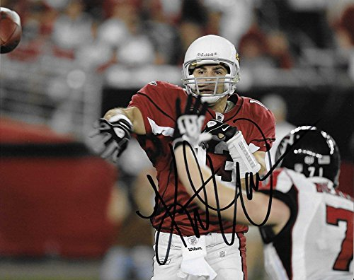 - Kurt Warner, Arizona Cardinals, Signed, Autographed, 8X10 Photo, a Coa with the Proof Photo of Kurt Signing Will Be Included-