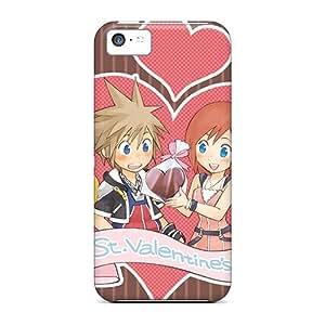 Unique Design Iphone 5c Durable Cases Covers St Valentine's Day