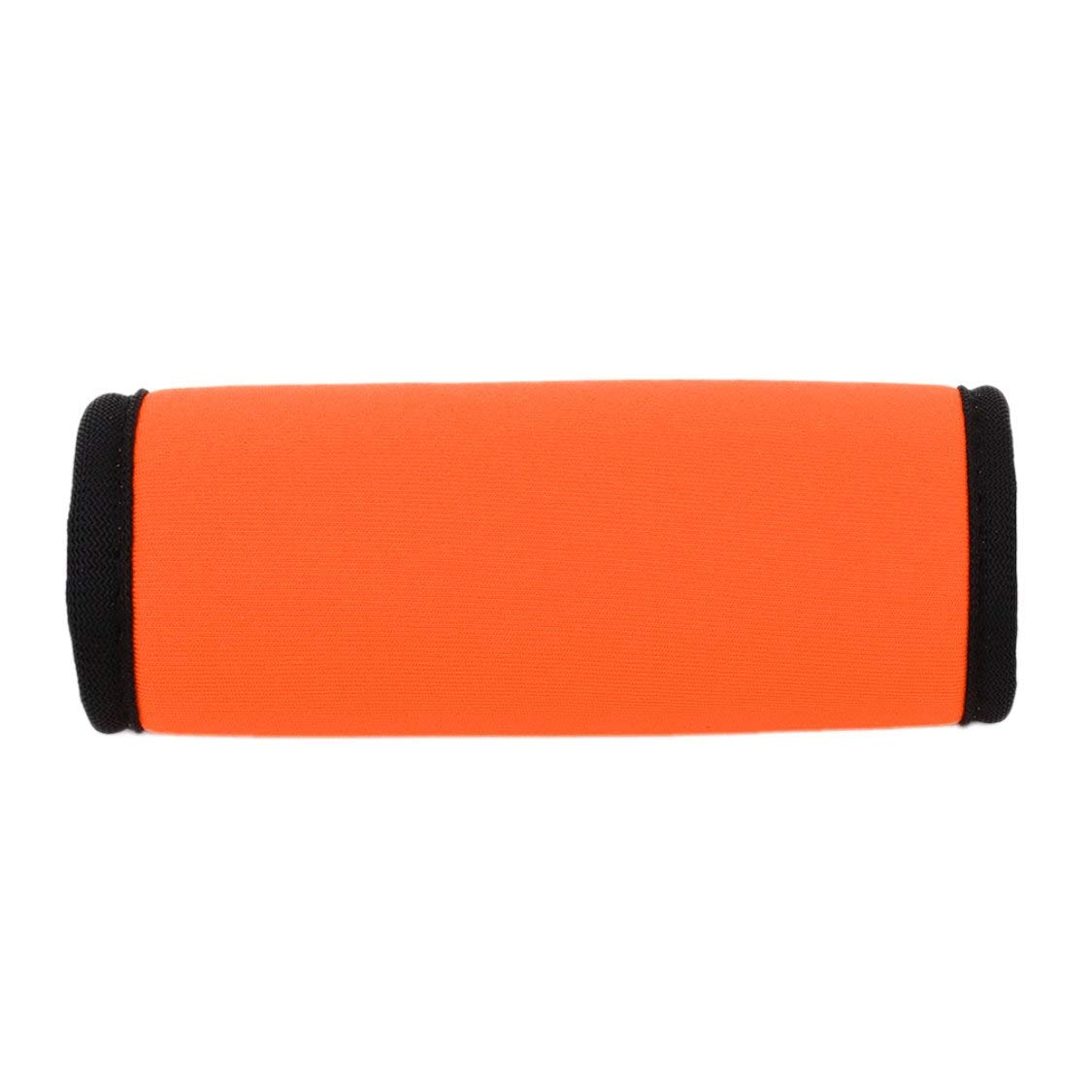 Comfortable Light Neoprene Handle Wraps//Grip//Identifier for Travel Bag Luggage Suitcase Fit Any Luggage Handle