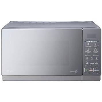 LG MH6043HAR Horno a microondas con grill de cuarzo capacidad 20 litros Potencia 700 W Color