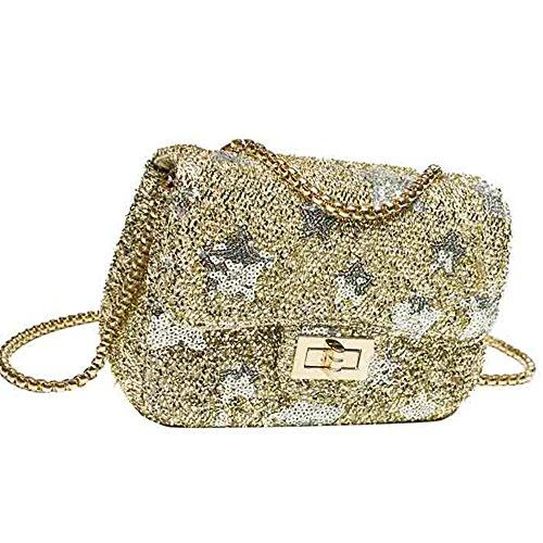 Jund - Crossed Gilded Gold Golden Handbag Women