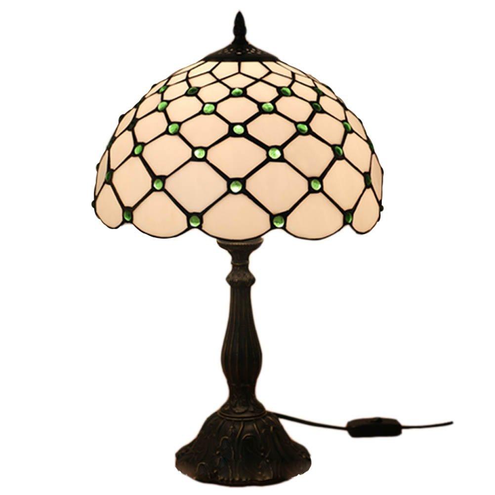 絶対一番安い Fabakira テーブルランプ 懐古的 グリーン ティファニーライト ティファニー風 ステンドグラスランプ 手作り照明器具 卓上照明 デスクライト ベッドサイドランプ レストランバー 装飾 懐古的 卓上照明 B07FZYLWLT グリーン 30 30|グリーン, PROJECT1/6:a95c8f5a --- a0267596.xsph.ru