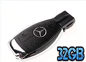 Uk a2z mercedes benz ignition key usb flash drive for Mercedes benz flash drive with box