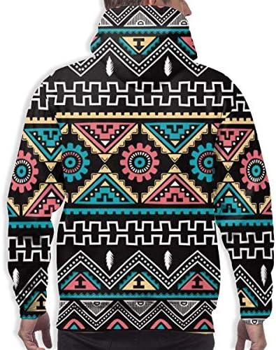 1Zlr2a0IG DIYHOME Autumn&Winter Men Novetly Sweatshirt,Ethnic Style 3D Digital Printed Hoodies