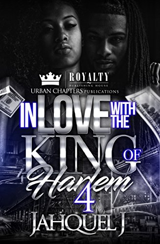 In Love With The King Of Harlem 4 cover