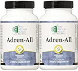 Ortho Molecular Products Adren-All Capsules, 120 Count (240 Count)